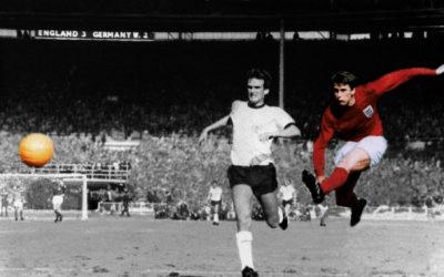 Spend an evening with World Cup Legend Sir Geoff Hurst at the World Post & Parcel Awards