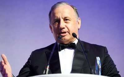 CTT Portugal Post CEO, Francisco De Lacerda, claims Industry Leadership Award in 2018