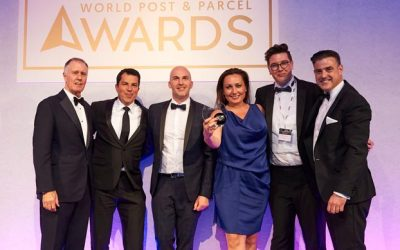 Shortlist Announced for the World Post & Parcel Awards 2019