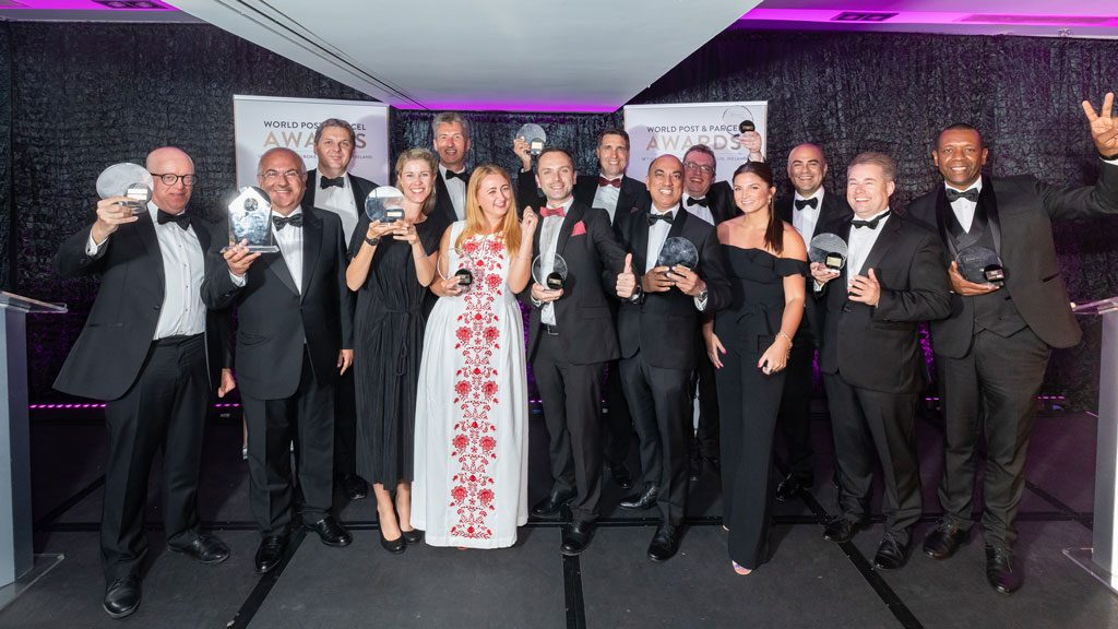 World Post & Parcel Awards Winners 2019